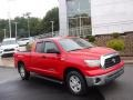 Toyota Tundra SR5 Double Cab 4x4 Radiant Red photo #1