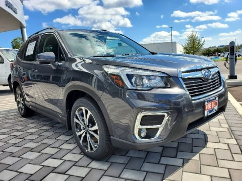 Magnetite Gray Metallic 2020 Subaru Forester 2.5i Limited