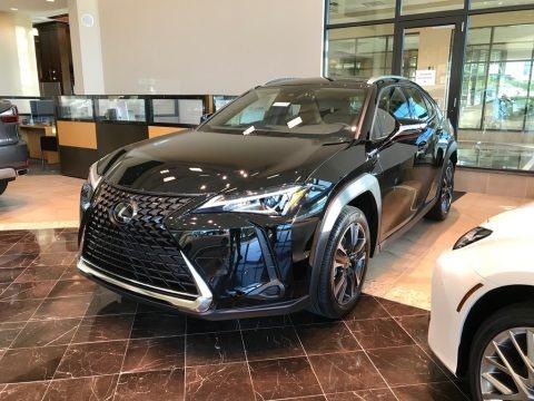Obsidian 2020 Lexus UX 200