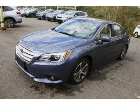 Twilight Blue Metallic 2017 Subaru Legacy 2.5i Limited