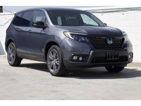 Modern Steel Metallic 2021 Honda Passport EX-L