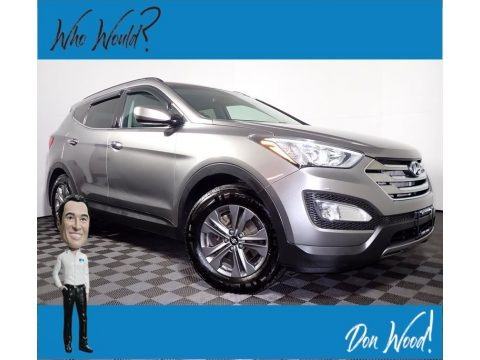 Mineral Gray 2016 Hyundai Santa Fe Sport