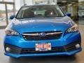 Subaru Impreza Premium 5-Door Ocean Blue Pearl photo #3