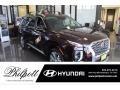 Hyundai Palisade Limited AWD Sierra Burgundy photo #1