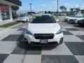 Subaru Crosstrek 2.0 Limited Crystal White Pearl photo #2