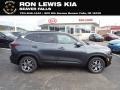 Kia Seltos EX AWD Gravity Gray photo #1