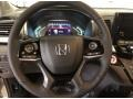 Honda Odyssey Touring Pacific Pewter Metallic photo #12