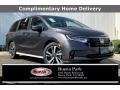 Honda Odyssey Touring Modern Steel Metallic photo #1