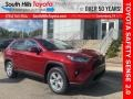 Toyota RAV4 XLE AWD Ruby Flare Pearl photo #1