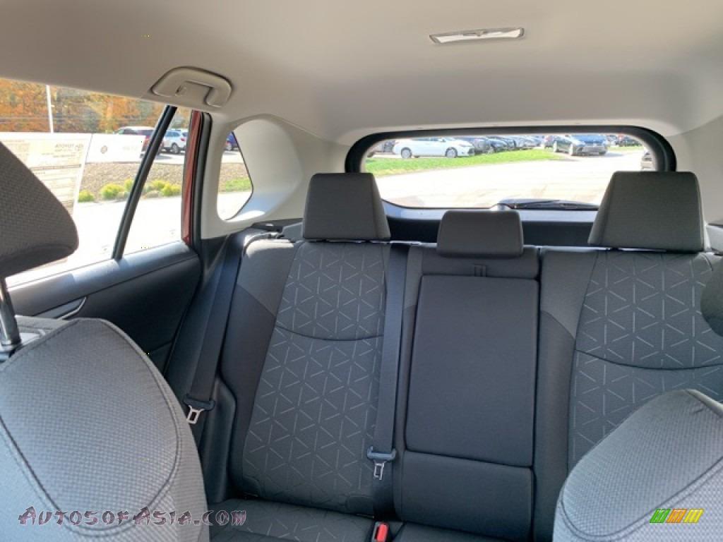 2021 RAV4 XLE AWD - Ruby Flare Pearl / Black photo #20