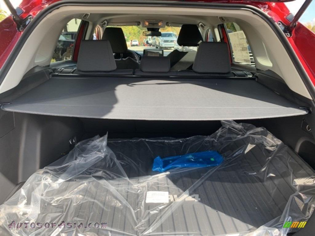 2021 RAV4 XLE AWD - Ruby Flare Pearl / Black photo #25