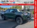 Toyota Tacoma SR5 Double Cab 4x4 Army Green photo #1