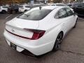 Hyundai Sonata SEL Plus Hyper White photo #2