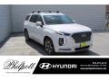 Hyundai Palisade Calligraphy AWD Hyper White photo #1