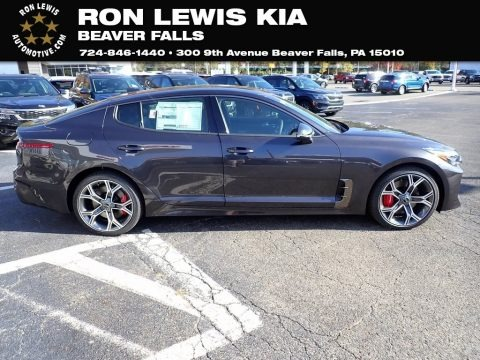 Panthera Metal 2021 Kia Stinger GT AWD