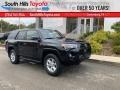 Toyota 4Runner SR5 Premium 4x4 Midnight Black Metallic photo #1