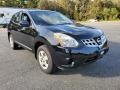 Nissan Rogue S AWD Super Black photo #2