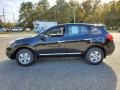 Nissan Rogue S AWD Super Black photo #4