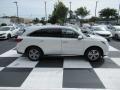 Acura MDX FWD Platinum White Pearl photo #3