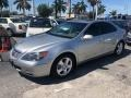 Acura RL 3.5 AWD Sedan Platinum Frost Metallic photo #4