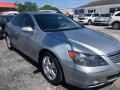 Acura RL 3.5 AWD Sedan Platinum Frost Metallic photo #6