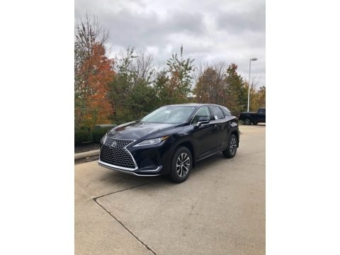 Nightfall Mica 2021 Lexus RX 350 AWD