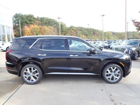 Becketts Black 2021 Hyundai Palisade Limited AWD