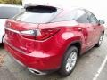 Lexus RX 350 AWD Matador Red Mica photo #4