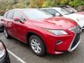 Lexus RX 350 AWD Matador Red Mica photo #5
