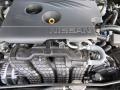 Nissan Altima S Storm Blue Metallic photo #6