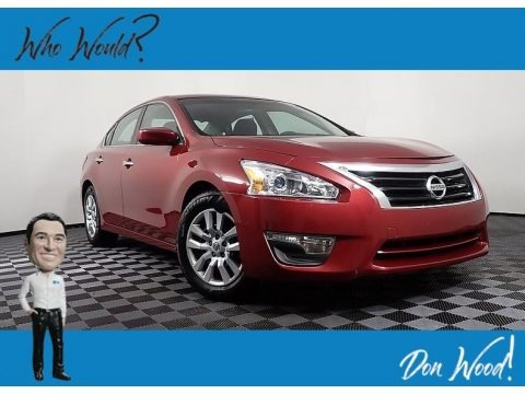 Cayenne Red 2013 Nissan Altima 2.5 S