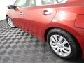 Nissan Altima 2.5 S Cayenne Red photo #7