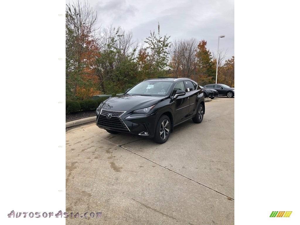 2021 NX 300 AWD - Caviar / Black photo #1