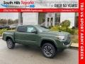 Toyota Tacoma TRD Sport Double Cab 4x4 Army Green photo #1