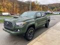 Toyota Tacoma TRD Sport Double Cab 4x4 Army Green photo #14