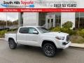 Toyota Tacoma TRD Sport Double Cab 4x4 Wind Chill Pearl photo #1