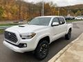 Toyota Tacoma TRD Sport Double Cab 4x4 Wind Chill Pearl photo #13
