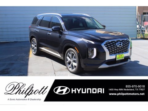 Moonlight Cloud 2021 Hyundai Palisade Limited