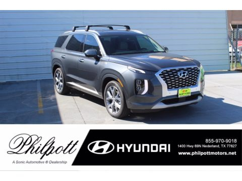 Steel Graphite 2021 Hyundai Palisade Limited