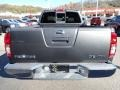 Nissan Frontier SE King Cab 4x4 Storm Gray photo #4