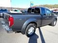 Nissan Frontier SE King Cab 4x4 Storm Gray photo #5
