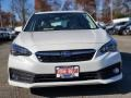 Subaru Impreza Premium 5-Door Crystal White Pearl photo #3