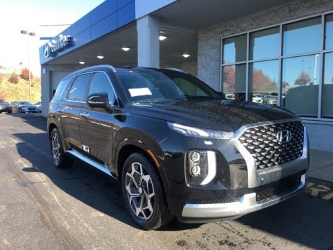 Becketts Black 2021 Hyundai Palisade Calligraphy AWD