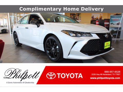 Wind Chill Pearl 2021 Toyota Avalon XSE Nightshade