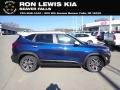 Kia Seltos SX Turbo AWD Neptune Blue photo #1