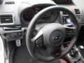 Subaru WRX STI Crystal White Pearl photo #13
