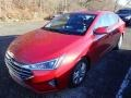Hyundai Elantra Value Edition Scarlet Red Pearl photo #1