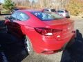 Hyundai Elantra Value Edition Scarlet Red Pearl photo #2