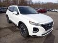 Hyundai Santa Fe Limited AWD Quartz White photo #3
