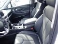 Hyundai Santa Fe Limited AWD Quartz White photo #10
